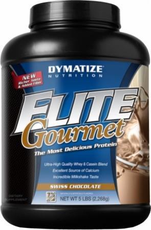 Dymatize - Elite Gourmet Protein