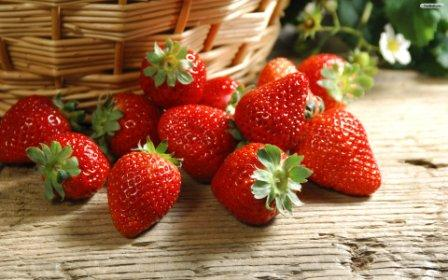 strawberries-fresh