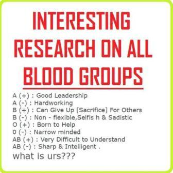 Interesting Blood Facts