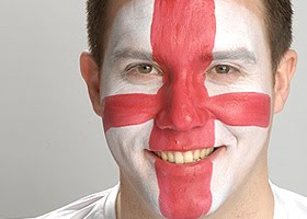 england-map-on-face