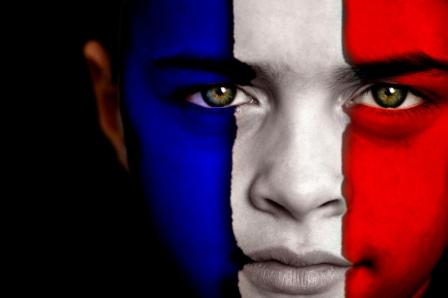 french-flag-on-face
