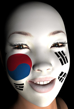 south-korea-flag-face