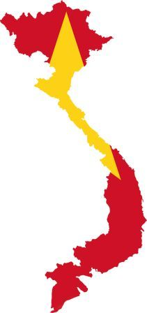 vietnam-flag-map