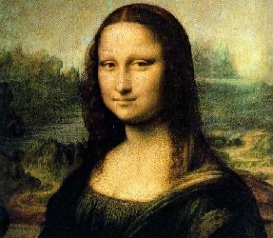 Leonardo Da Vinci-Mona Lisa Painting