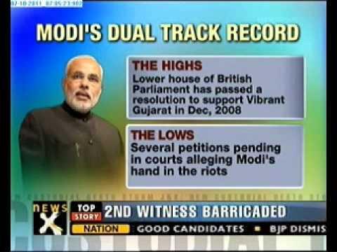 Narendra Modi Bad things