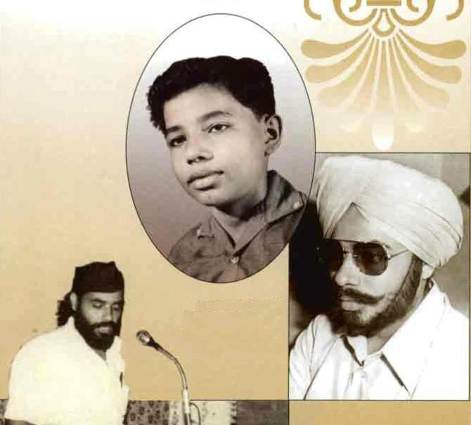 Narendra Modi Young Rare Photos