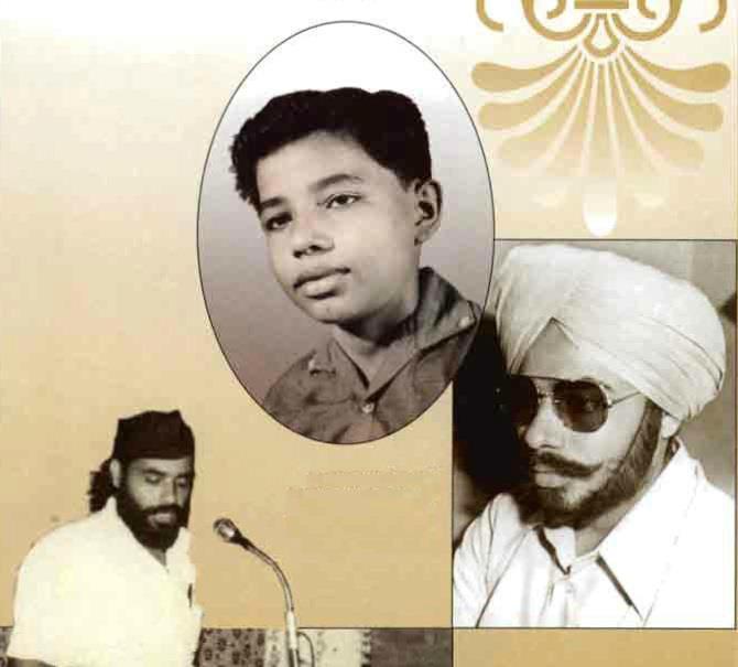 Narendra Modi Young Rare Photos