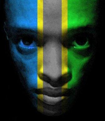 Tanzania-flag-face