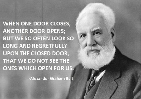 Graham Bell Quote