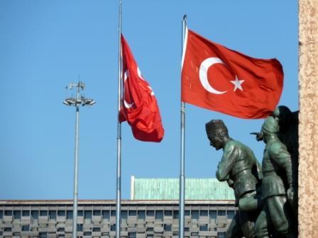 Istanbul Flag