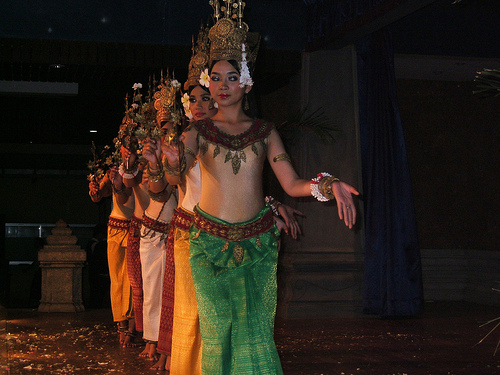 Apsara dance photo