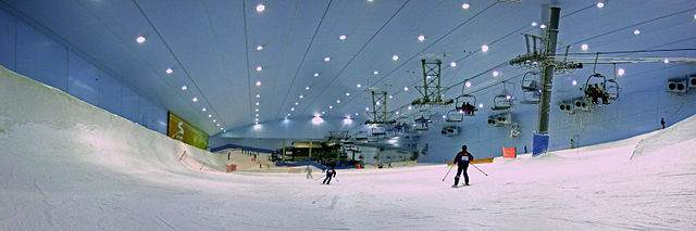Indoor Ski, Dubai