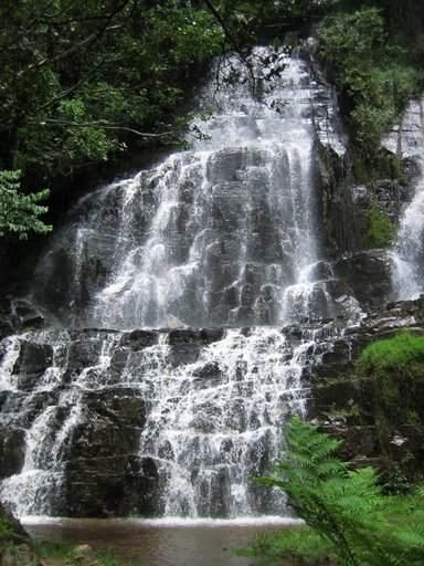 Karera Falls- Photo by Fichier